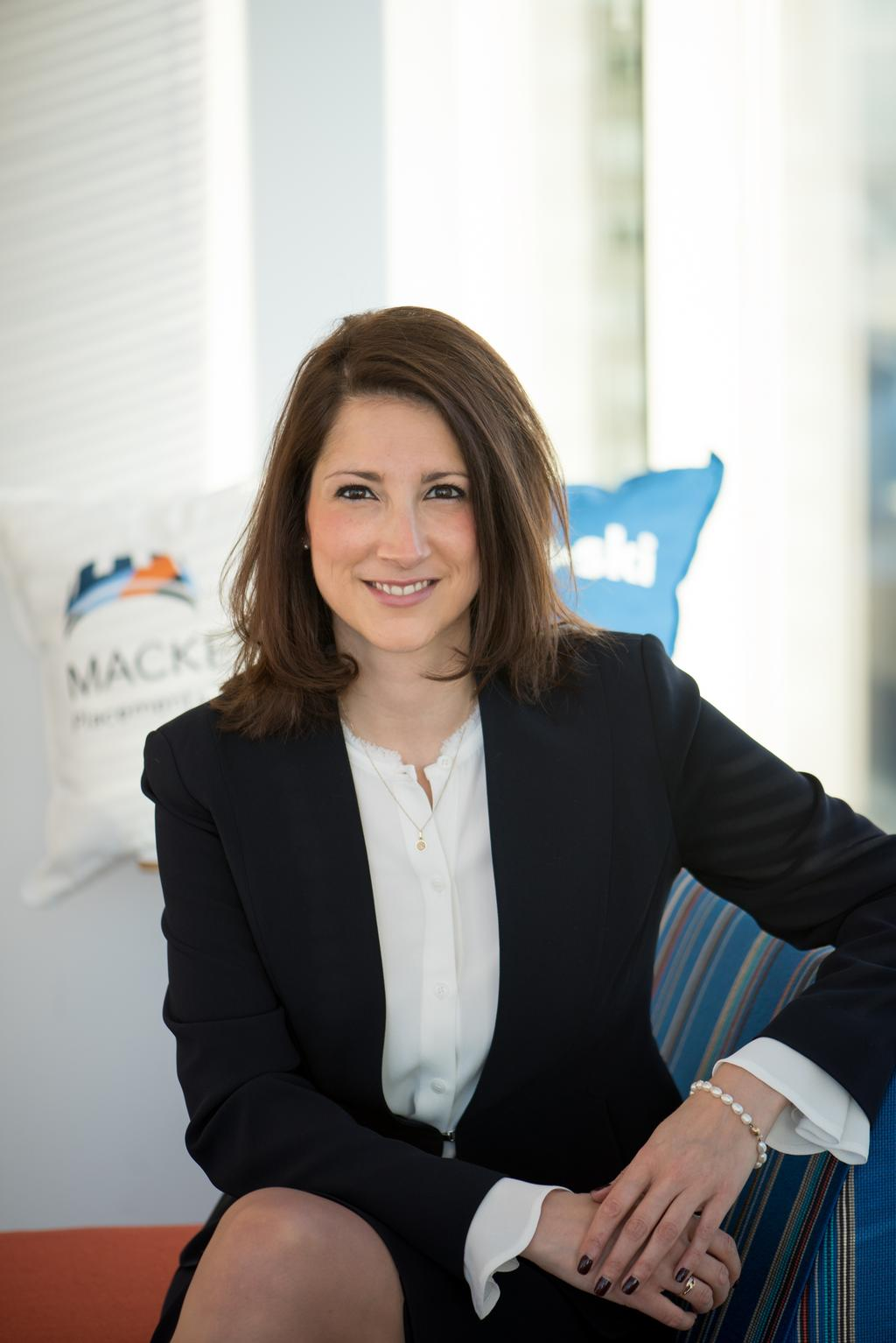 Karine Précourt, directrice, planification fiscale et successorale de Placements Mackenzie.