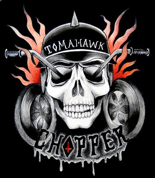 Rock, Tomahawk Chopper, de Les Indiens