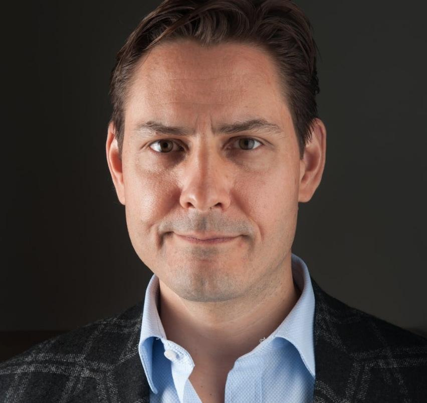 Michael Kovrig est un ancien diplomate canadien maintenant à l'emploi du International Crisis Group.