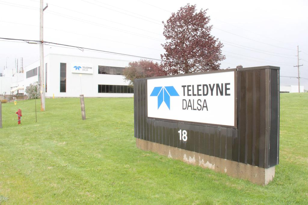 Teledyne Dalsa en mode expansion
