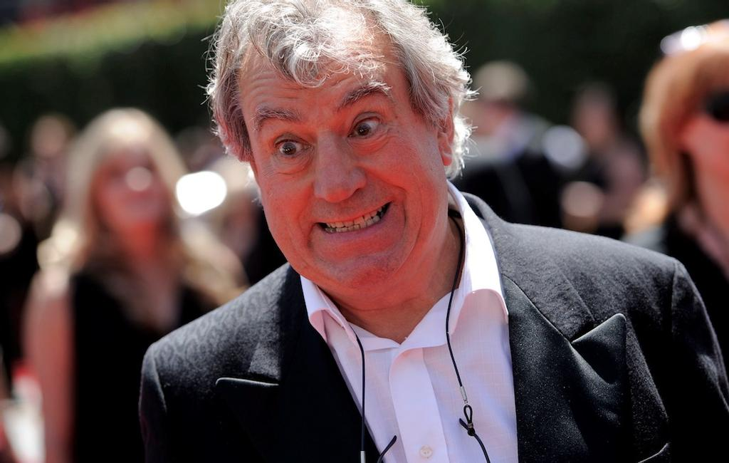 Terry Jones à Los Angeles, en août 2010