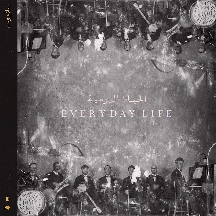 Le nouvel album de Coldplay «Everyday Life» sortira vendredi.