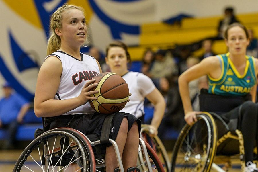 Basketball en fauteuil roulant: une Sherbrookoise oublie Tokyo
