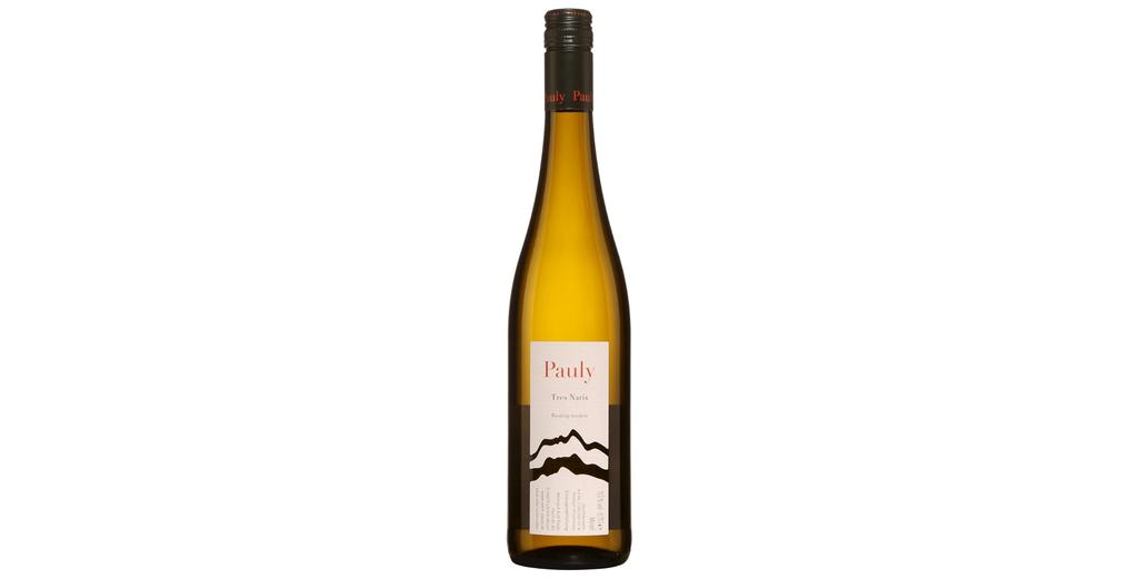 Axel Pauly Tres Naris Riesling Mosel 2017 22,40 $ • 14147601 • 11,5 % • 7,8 g/l • Trocken • Quälitatswein