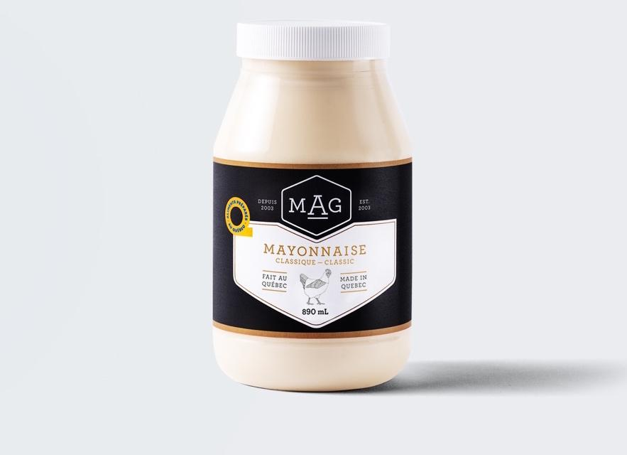 On a goûté: la mayonnaise MAG