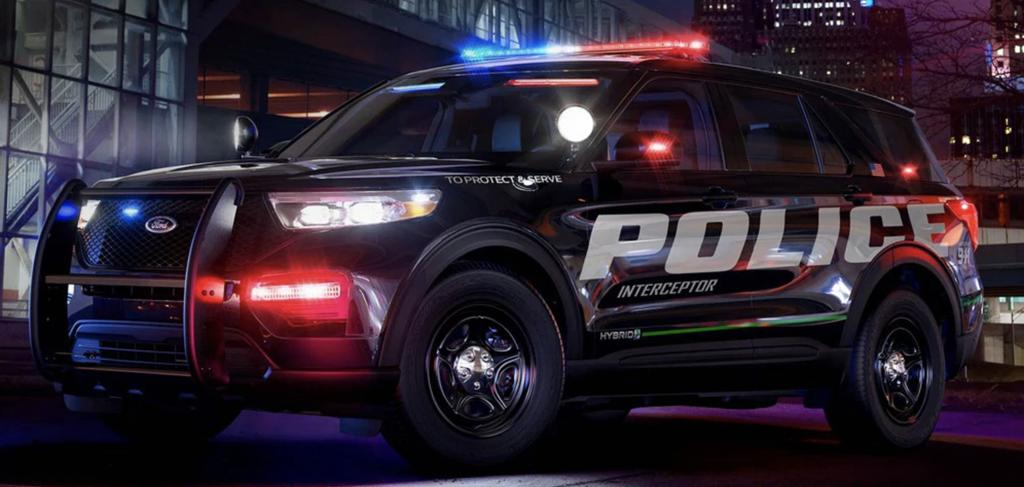Le Ford Explorer «Police Interceptor Utility 2021