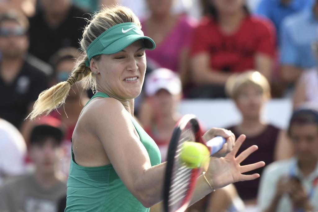 Eugenie Bouchard prendra part au tournoi Invitation Credit One Bank le mois prochain.