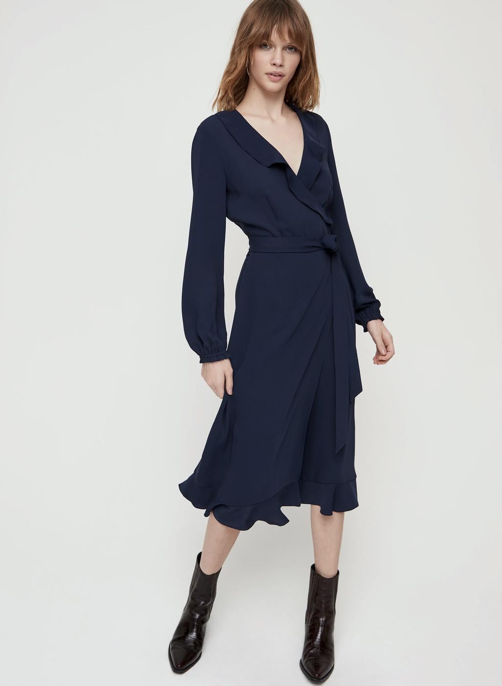 Robe Elm de Little Moon chez Aritzia (138 $)