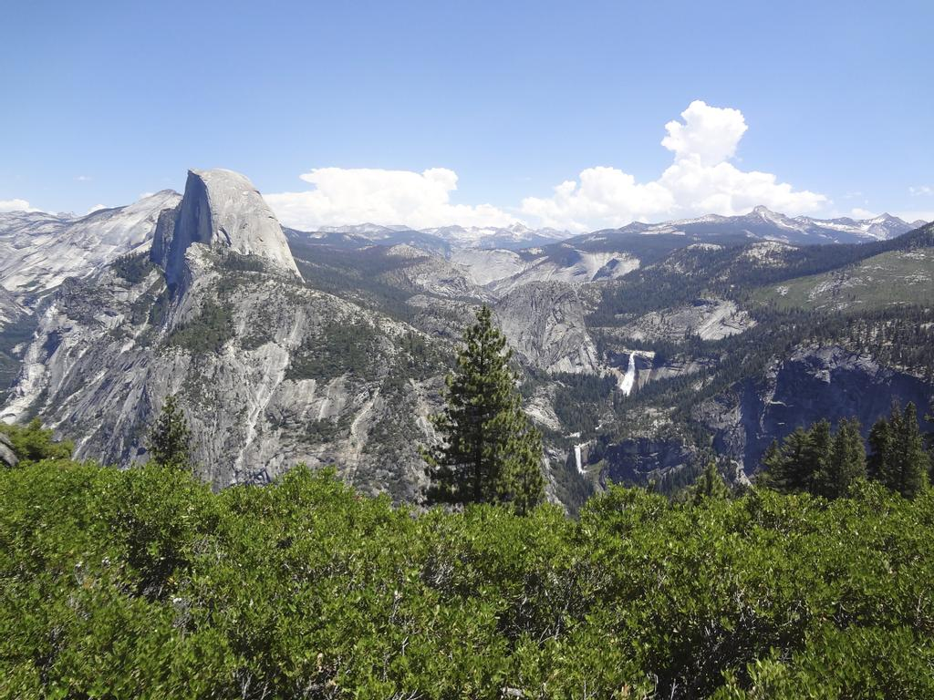 Le parc national Yosemite, en Californie