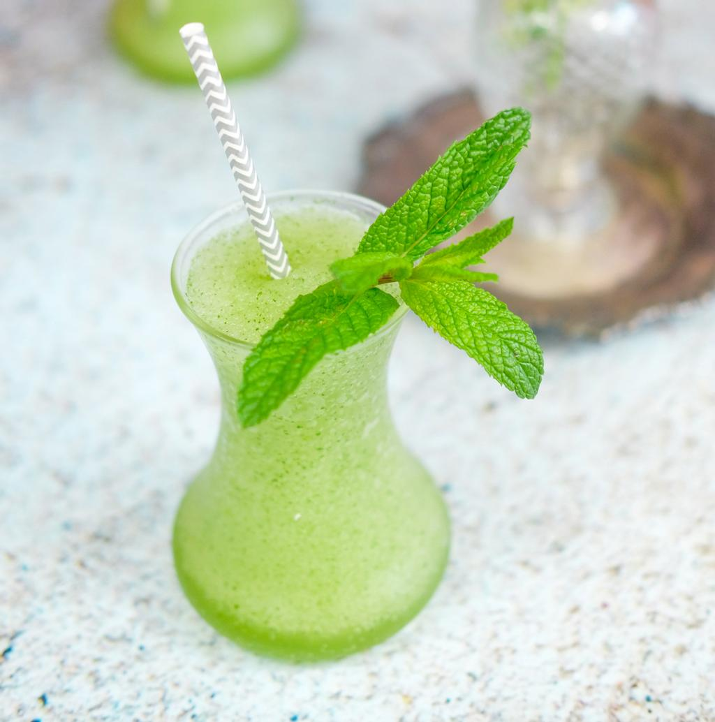 La Slush au Mojito de Monsieur Cocktail