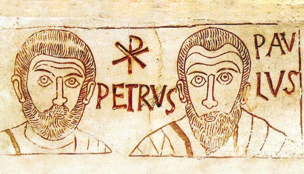 Au temps de l'Église primitive