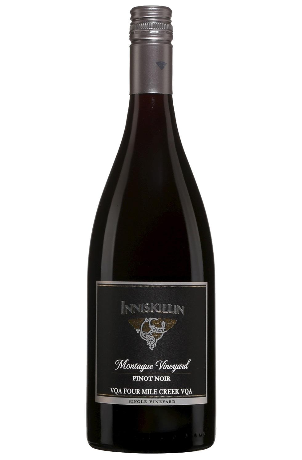 Inniskillin Montague Vineyard Pinot Noir Four Mile Creek 201831,75 $ • 14503522 • 14 % • 4,1 g/l