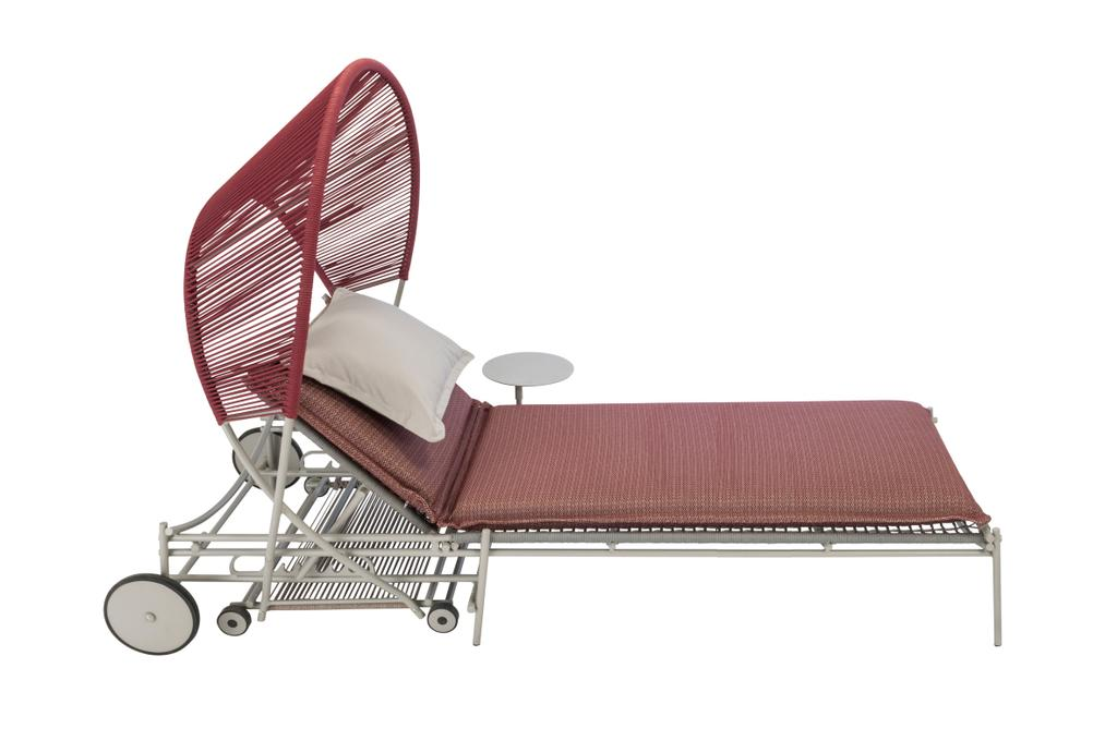 Chaise longue TRAVELER