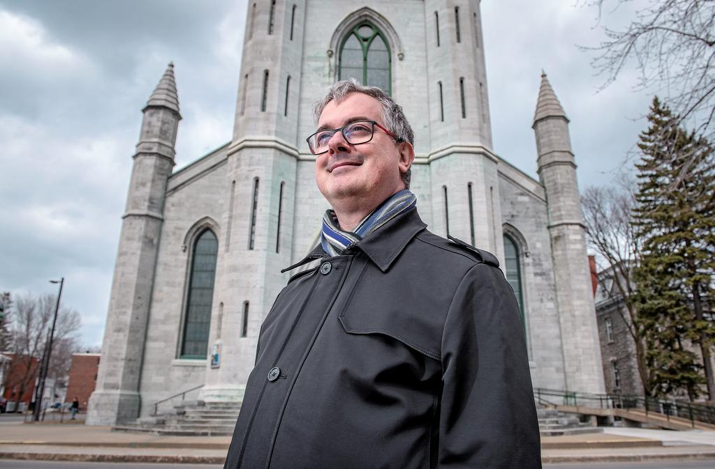 [AU FRONT] Pierre-Olivier Tremblay: l'Église au temps du confinement