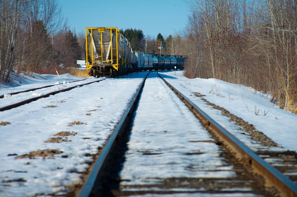 La compagnie ferroviaire Canadien Pacifique (CP) prévoit acquérir le chemin de fer Central Maine and Quebec Railway des mains de l'entreprise américaine Fortress Transportation and Infrastructure Investors.