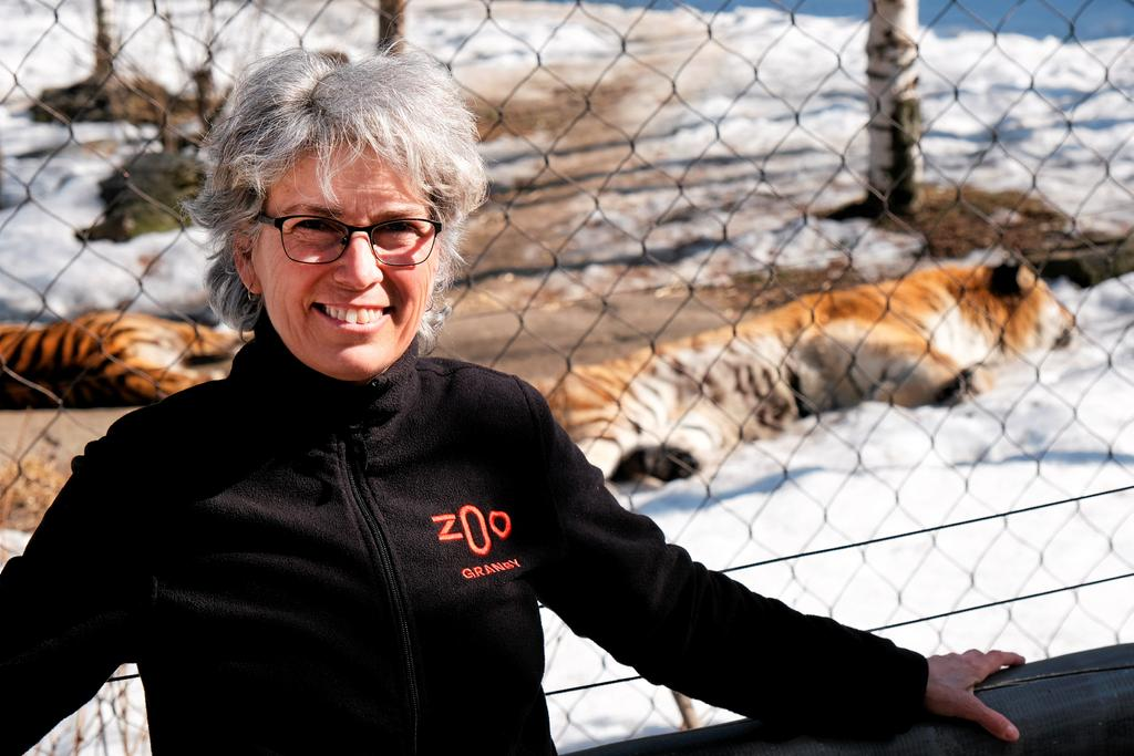 Chantal Routhier et l'instinct de conservation