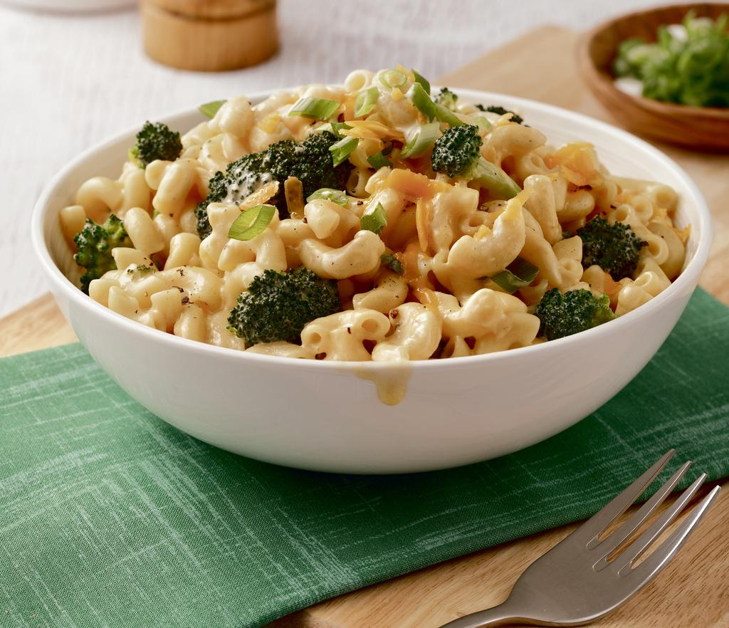 Mac'n cheese au brocoli