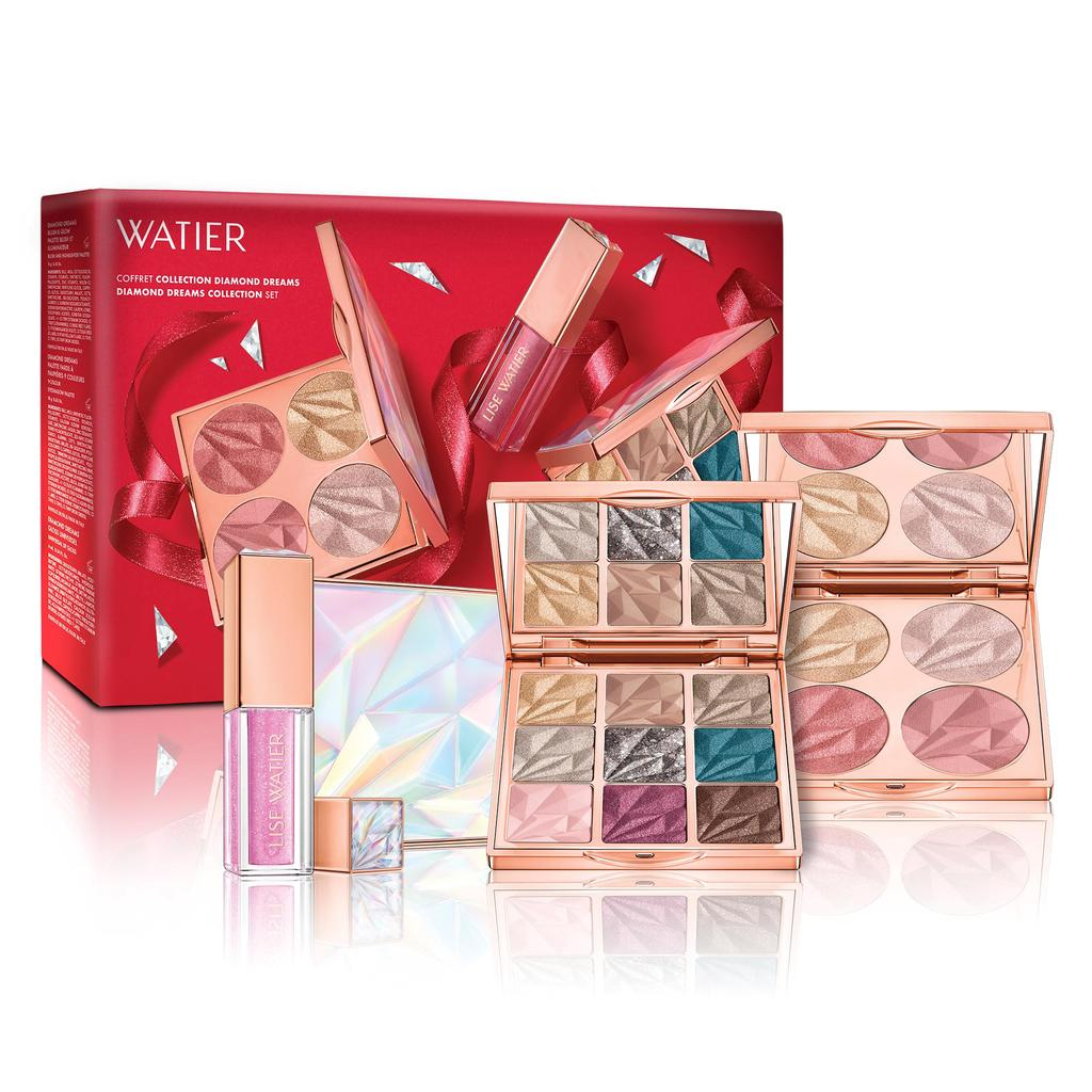 Ensemble Diamond Dream par Lise Watier. Prix: 95$ en pharmacie.