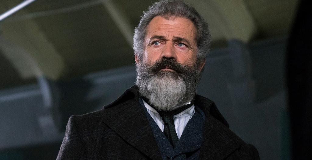 Mel Gibson dans le film «The Professor And The Madman», sorti en 2019.