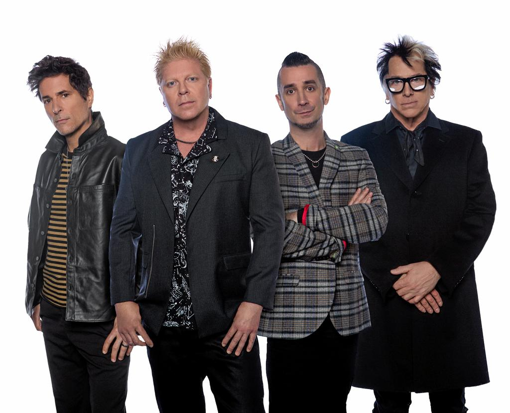 The Offspring: laisser le mauvais temps rouler...
