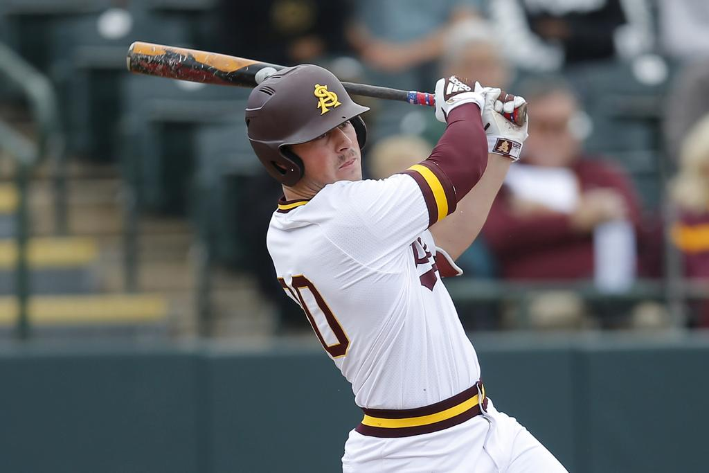 Spencer Torkelson jouait à l'université Arizona State.
