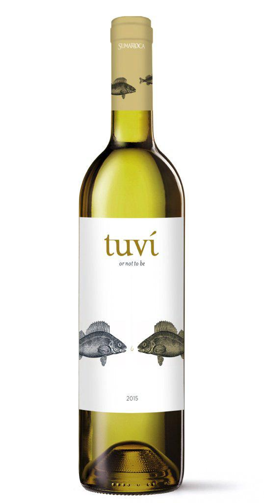 Penedès 2016, Tuvi (or not to be), Sumarroca 15,35 $ •  13574687 •  12,5 % •  < 1,2 g •  l • Vinification vegan