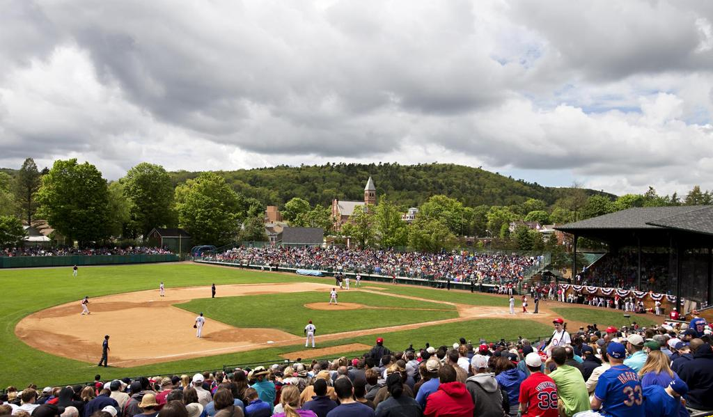 Le Doubleday Field de Cooperstown