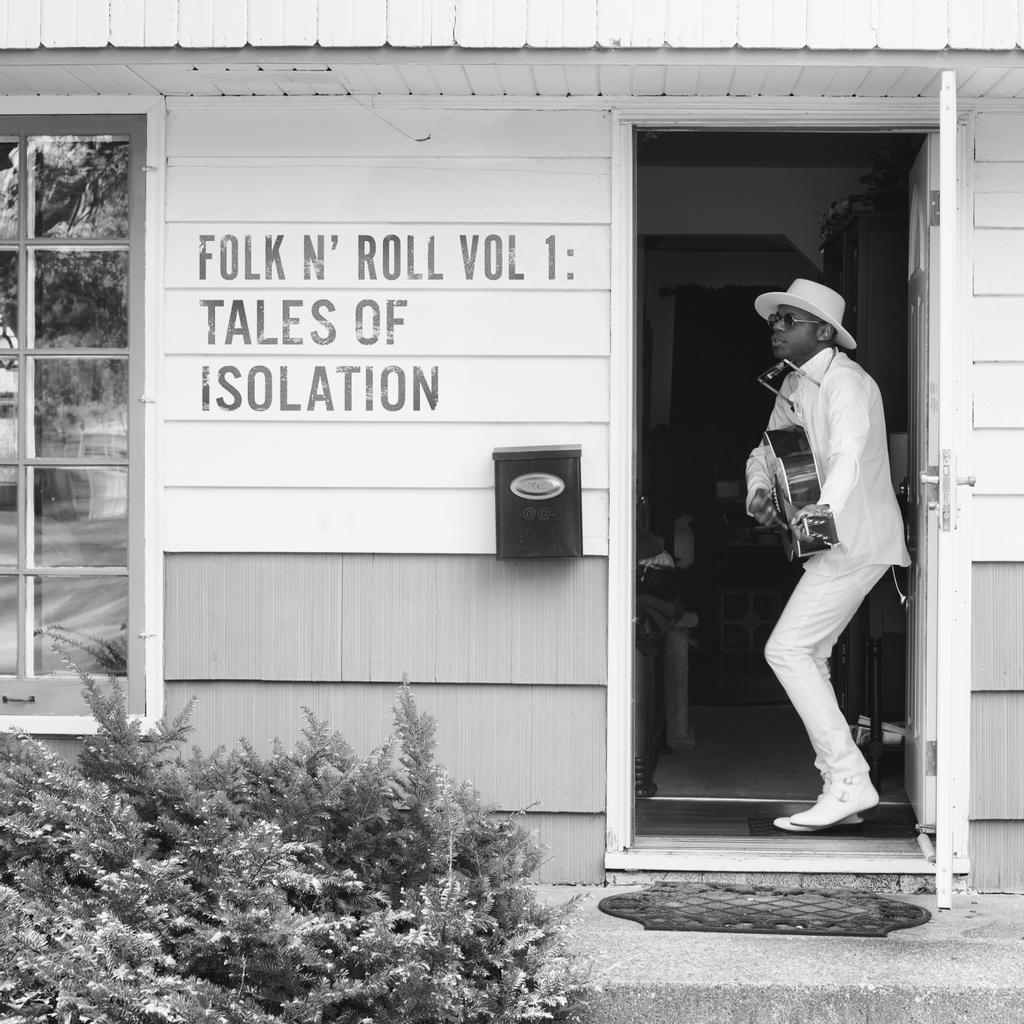 <em>Folk</em><em> N Roll vol. 1 : Tales of Isolation,</em> J.S. Ondara