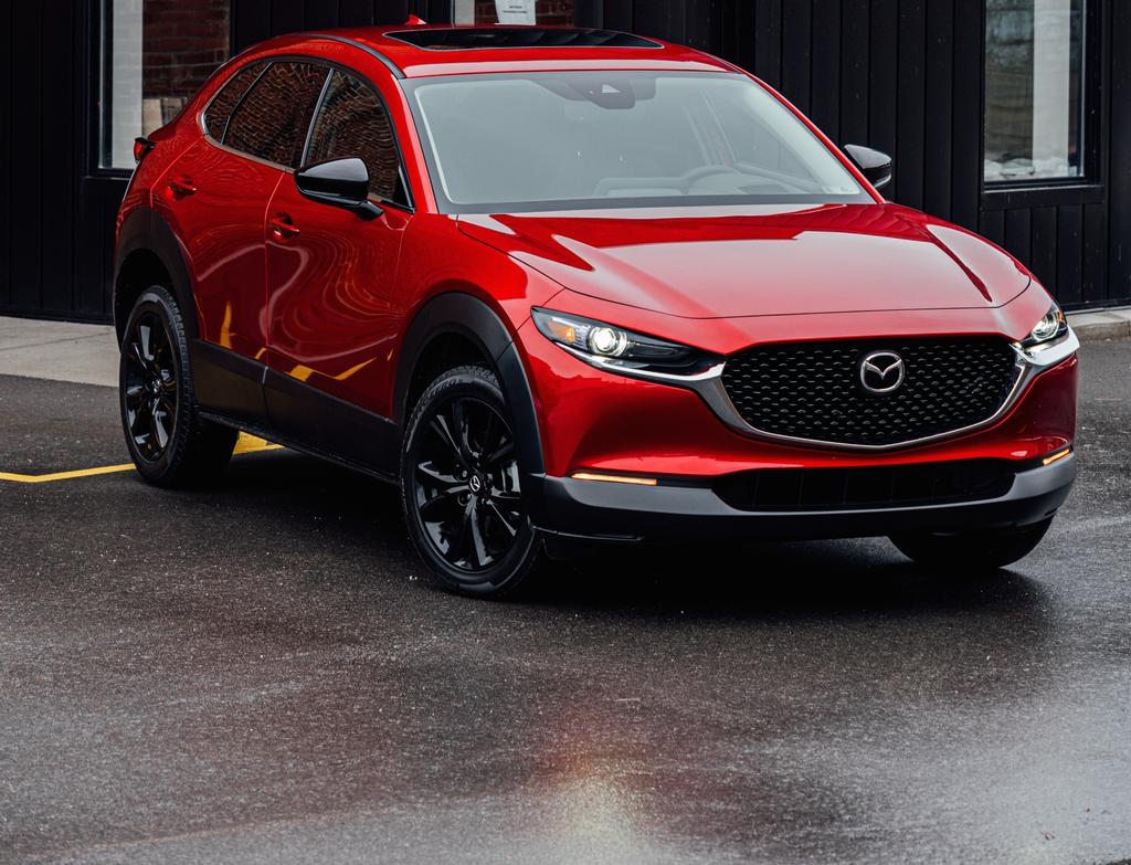 Mazda CX-30 Turbo