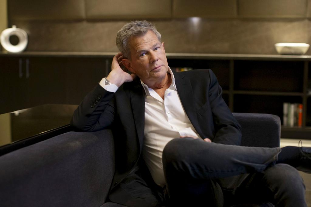 David Foster est au Festival international du film de Toronto.
