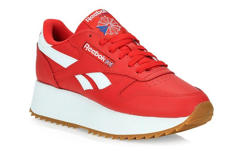Reebok Cl Lthr Double (120 $) chez Browns