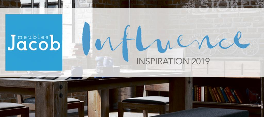 Influence, inspiration 2019