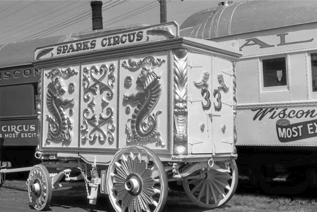 Le Sparks Circus visite Granby