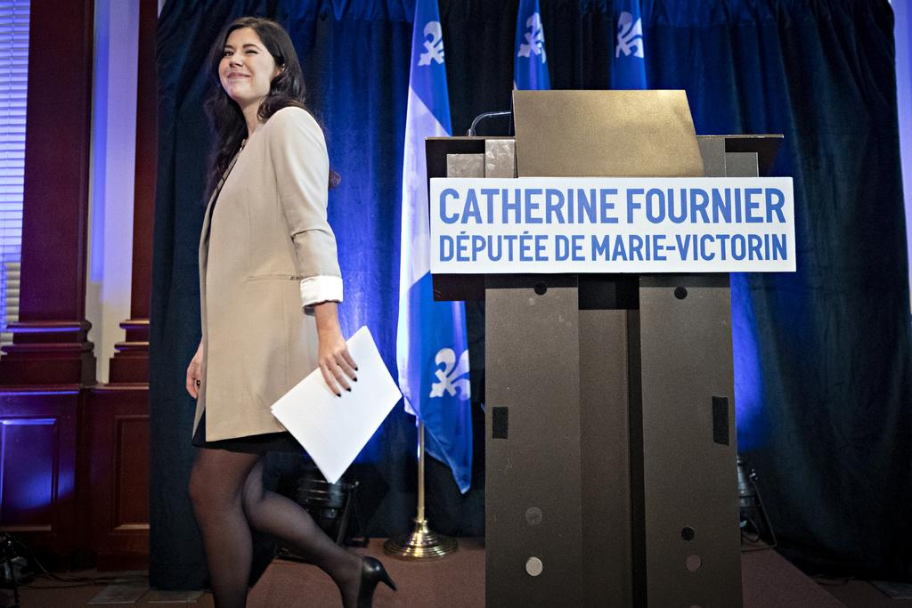 Catherine Fournier