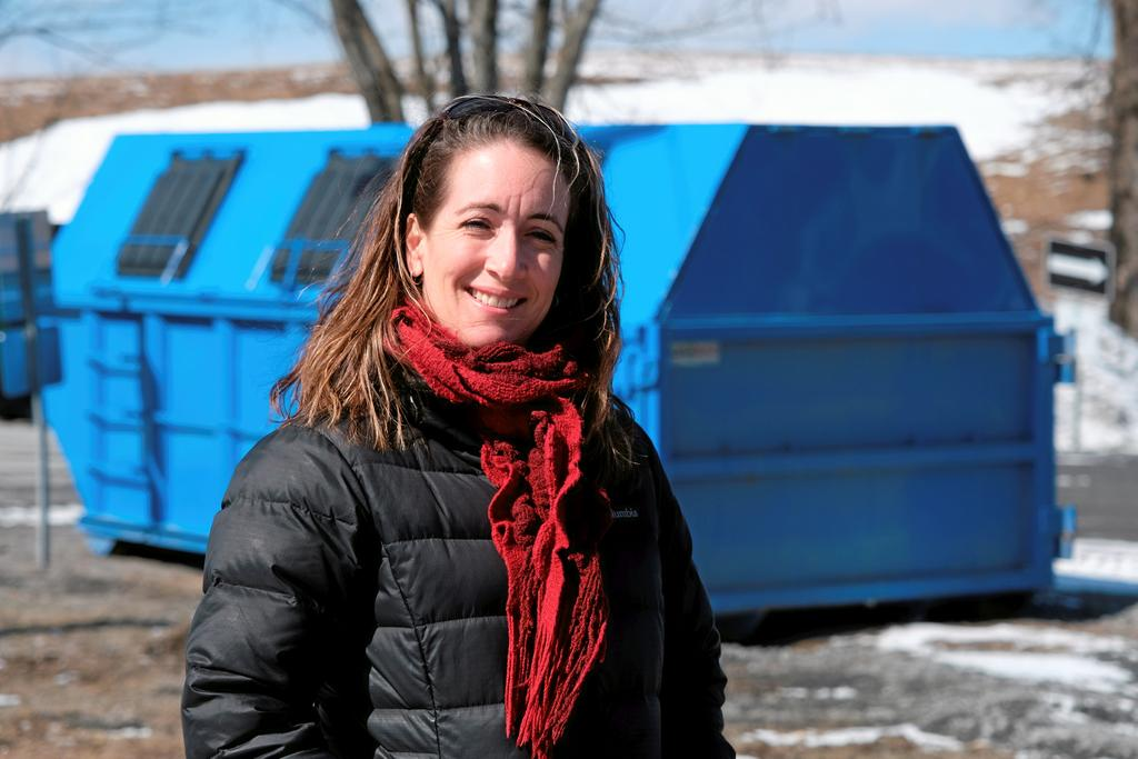 Recyclage : «Il faut continuer nos efforts»