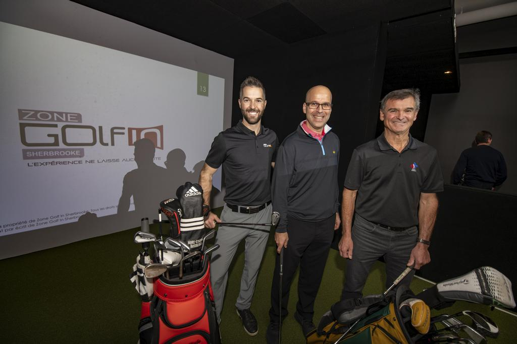 Zone Golf In arrive à Sherbrooke | Sports | La Tribune - Sherbrooke