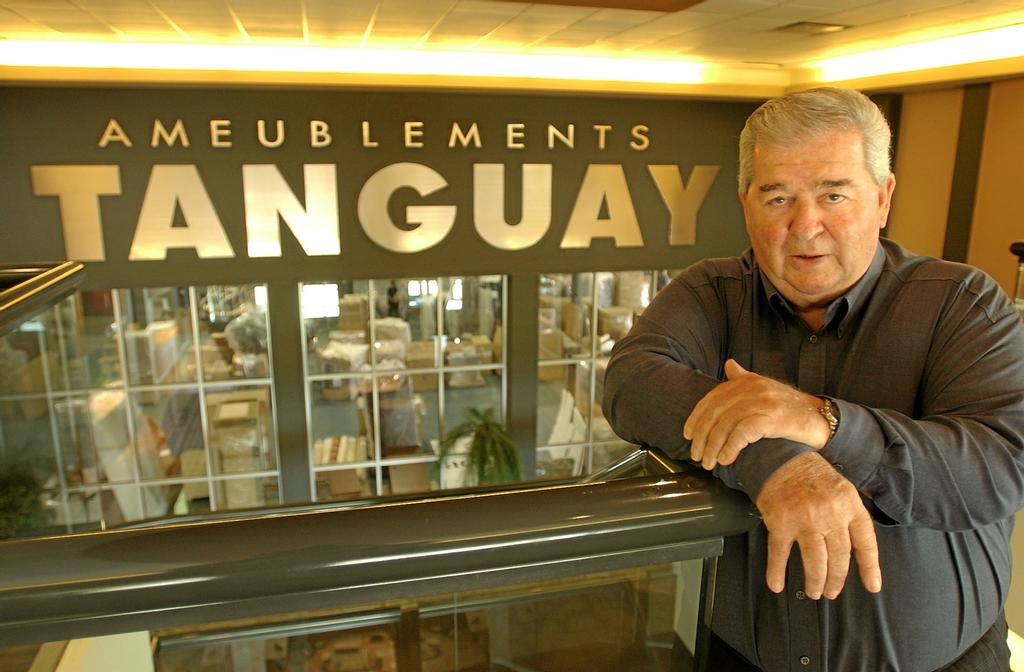 Merci, monsieur Tanguay!