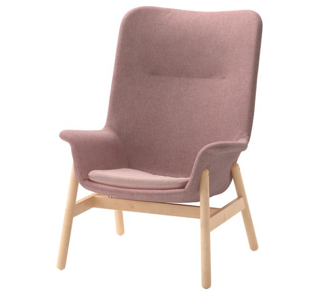 Fauteuil haut VEDBO