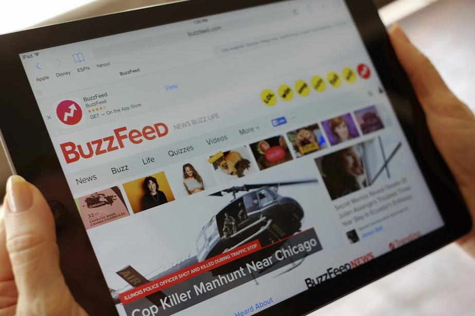 BuzzFeed acquiert son concurrent HuffPost