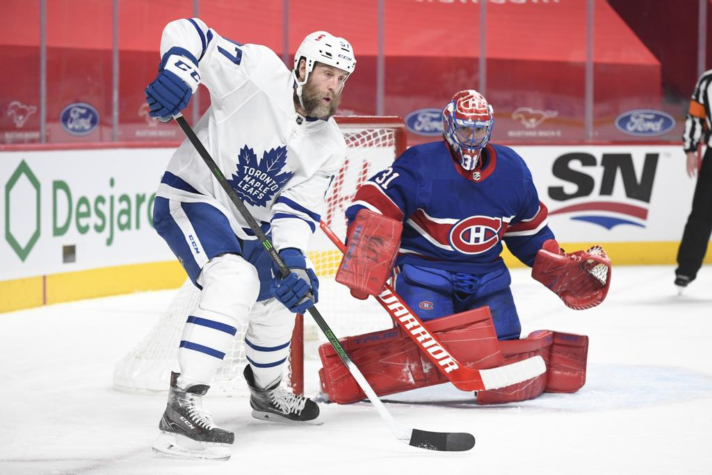 Les Maple Leafs battent le Canadien 5-3