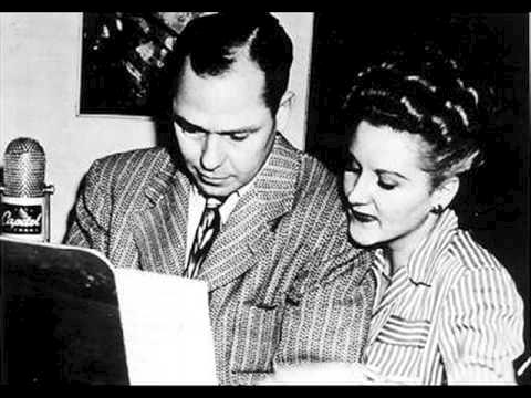 Johnny Mercer  et Margaret Whiting