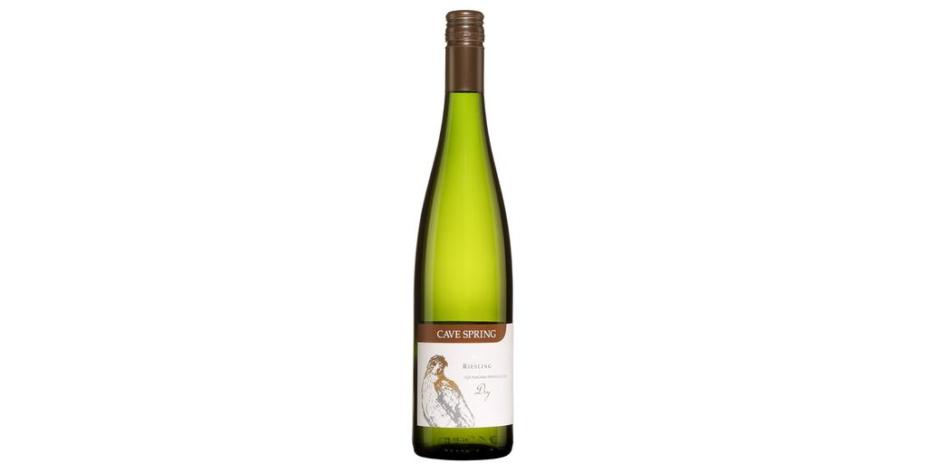 Cave Spring Riesling Dry Niagara Peninsula 2017, Ontario 15,95 $ • 14327039 • 11,5 % • 7 g/l • VQA (Vintners Quality Alliance)