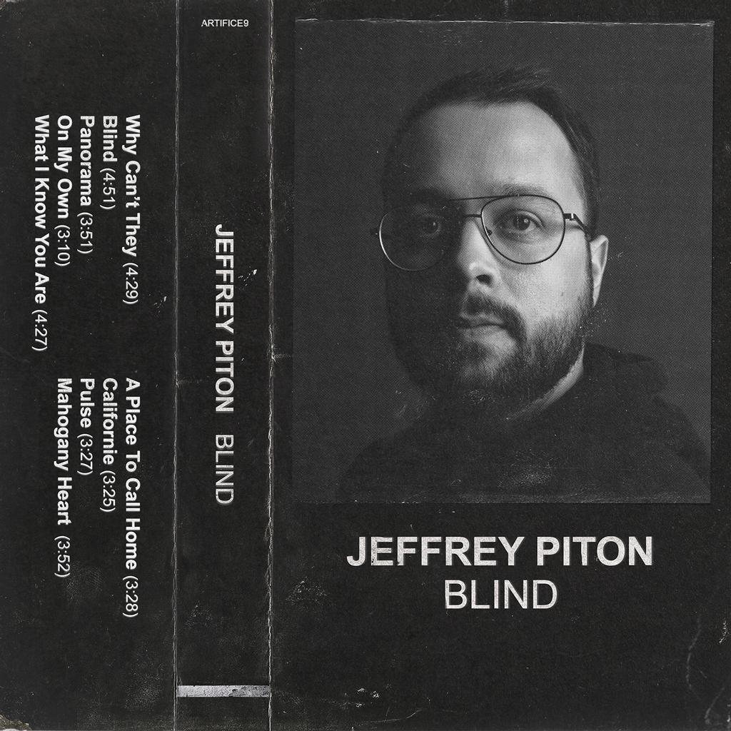 JEFFREY PITON BLIND POP FOLK ANGLO Groupe Artifice