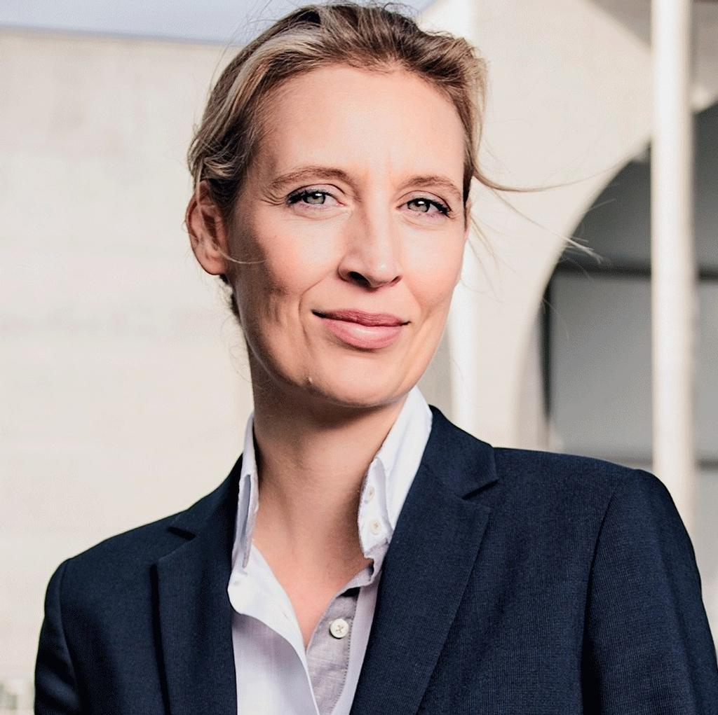 Alice Weidel, figure de proue de l'Alternative pour l'Allemagne