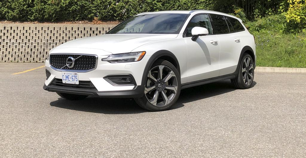 Essai-CAA: Volvo V60 Cross Country 2020