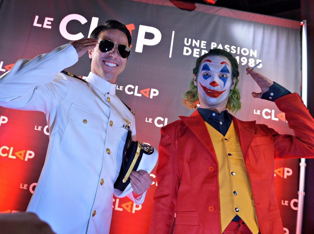 Maverick et Joker