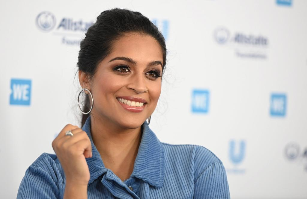 Lilly Singh à Inglewood, en Californie, en avril dernier