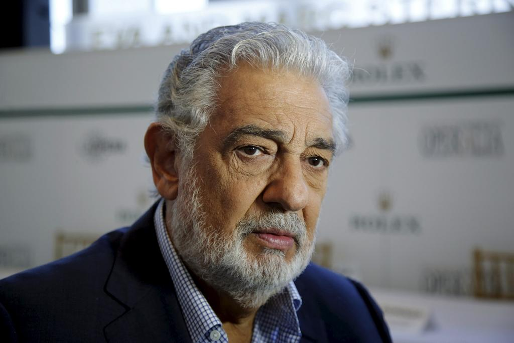 L'enquête sur les agissements de Placido Domingo fait suite à un article de l'Associated Press publié la semaine dernière qui détaille plusieurs accusations contre le célèbre chanteur d'opéra âgé de 78 ans.