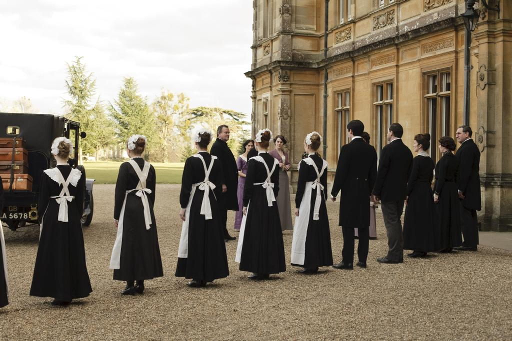 <em>Downton Abbey</em>: il y aura une suite au premier film