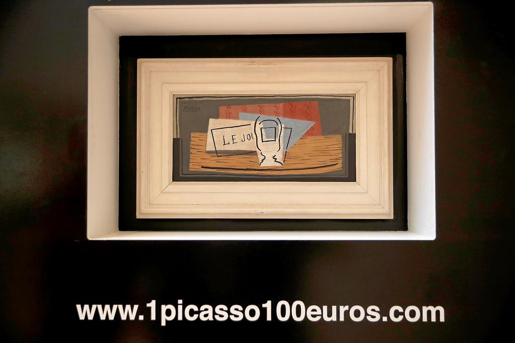<em>Nature morte</em> par Picasso